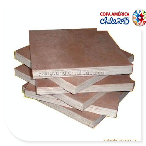 two hot press keruing plywood with hardwood core,commercial plywood
