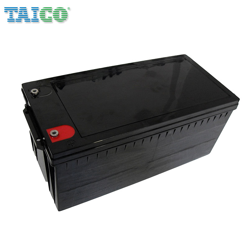 Dependable performance lead acid sealed solar battery 12v 240 ah