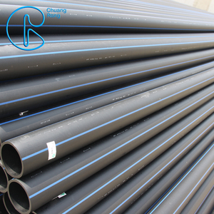 China supplier 800mm hdpe 80 pipe price