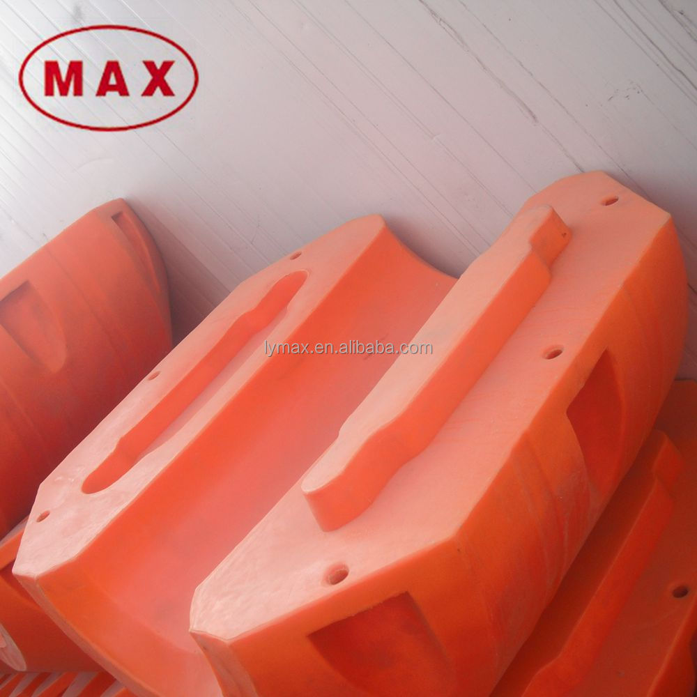 Rotational molding Plastic Modling Type hdpe floating pontoon