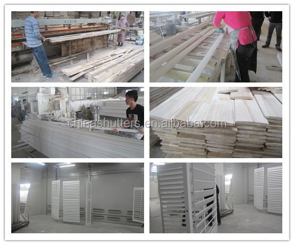 china Top supplier interior plantation shutters