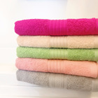 Custom hotel 100% cotton pakistan absorbent luxury terry bath towel sets