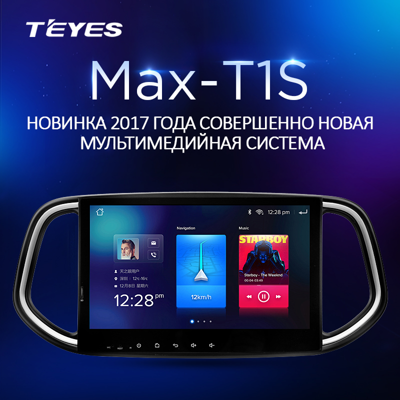 Teyes GPS Universal 10.2 zoll Android4.4 HD 1024*600 bluetooth AVout WIFI touch FM for Rio For Cerato
