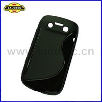 For Blackberry Bellagio 9790 TPU Case,Wave S-Line TPU Gel Cover Case,High Quality,Laudtec