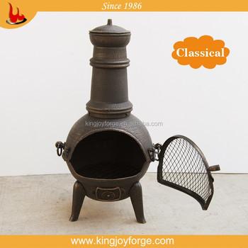 Delightful Good Sales Metal Chiminea/chiminea Outdoor Fireplace