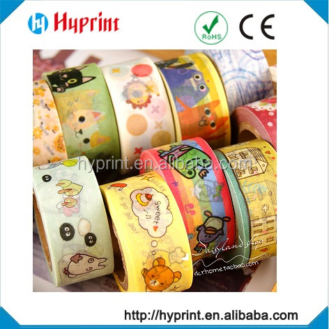 Popular Washi Paper Tape - Paper Craft Product