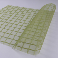 Cheap green PP mesh for flower wrapping mesh decorative plastic mesh for decorating
