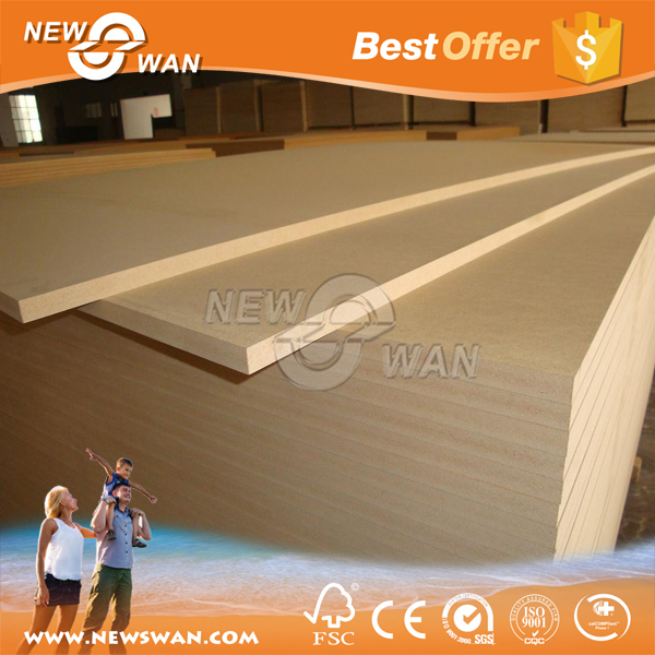 mdf sheet 3mm / mdf plant for sale / mdf in Shandong
