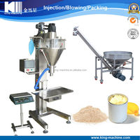 Semiautomatic Powder / Auger Filling Machine /Filler