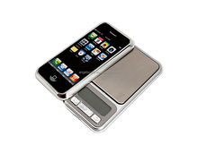 Digital Pocket Scale Carat Gram Ounce Kitchen Jewelry Postal Postage Electronic