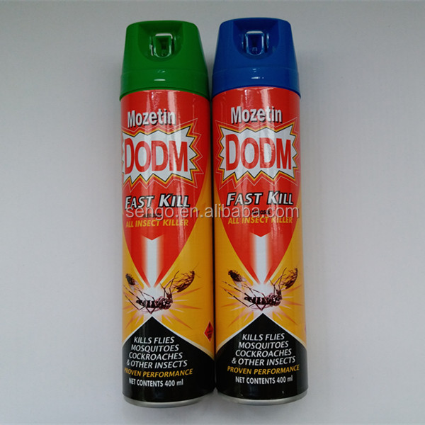 Africa market good quality aerosol insecticide spray