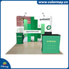 Exhibit booths,trade show backdrop,advertising display stand