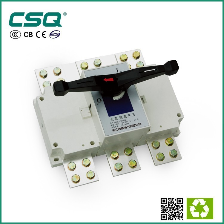 CSQ GLOG 1000A/1250A/1600A 3P 4P load switch