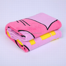 Hot sale China supplier anti-pilling mora shark baby weighted blanket for kids