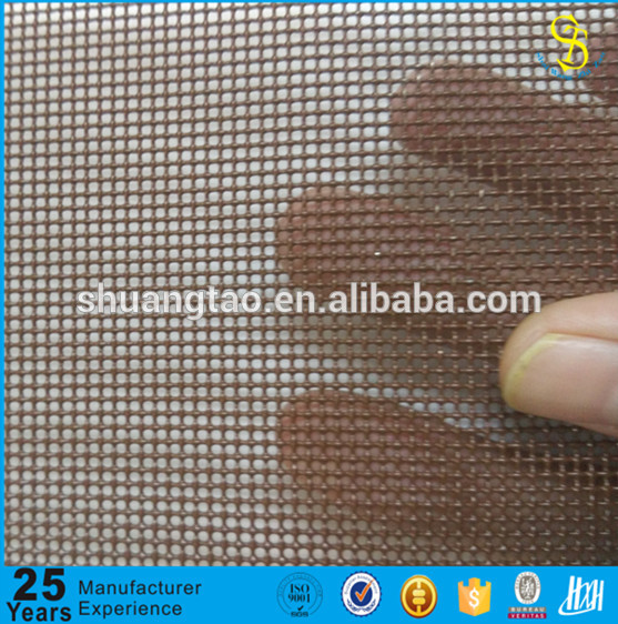 dust proof stainless 304 anti-theft window screen mesh king kong mesh/children protection king kong mesh