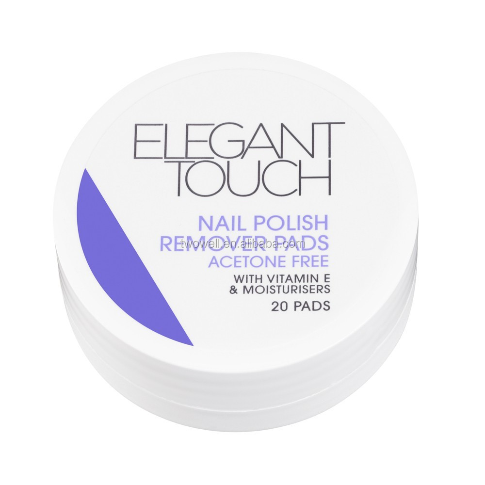 nownwoven nagellak remover pads