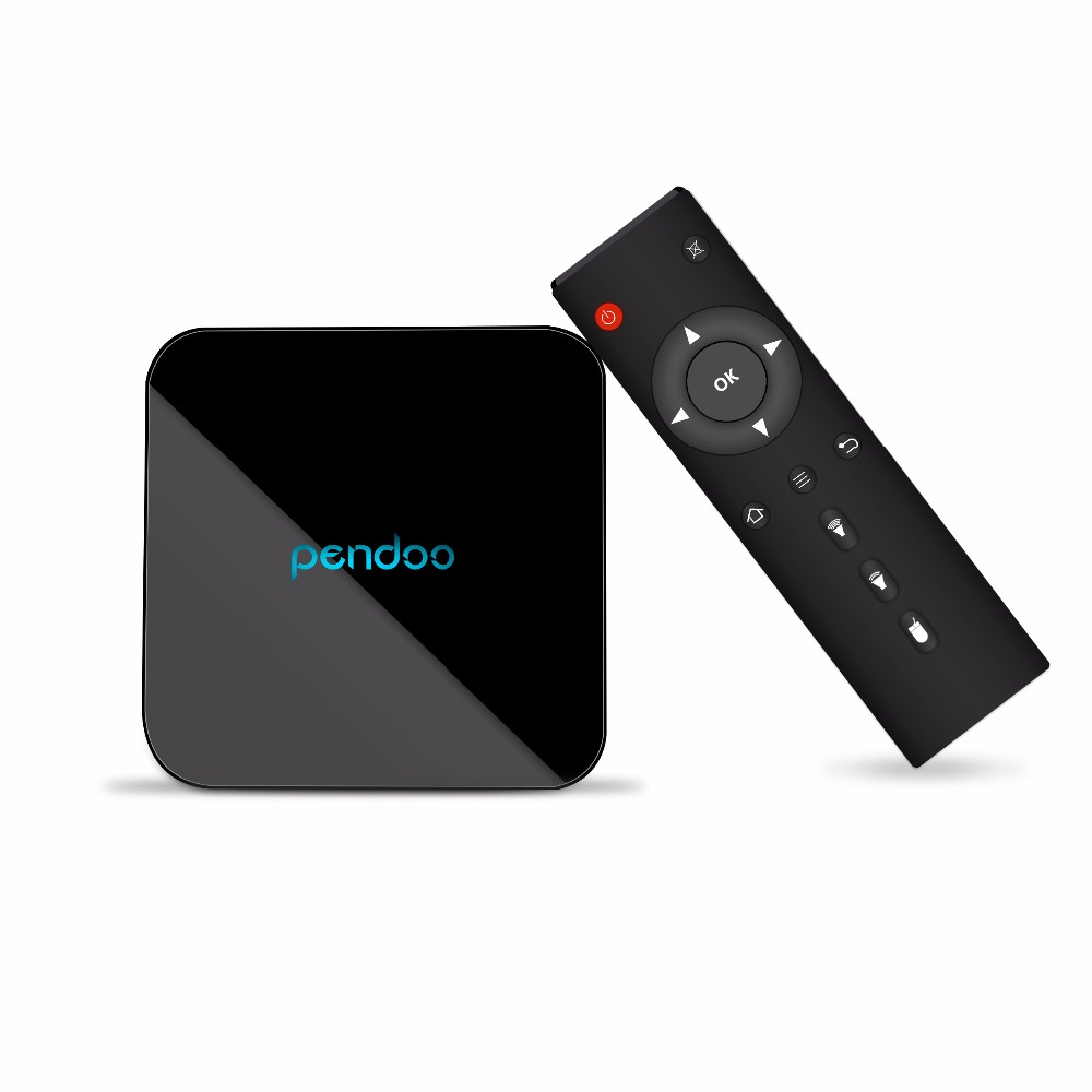 2018 Brand new Pendoo X10 S905w 2G 16G tv box 1tb hdd media <strong>player</strong> with high quality Android 7.1 OS media <strong>player</strong>