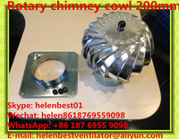 150mm chimney cowl