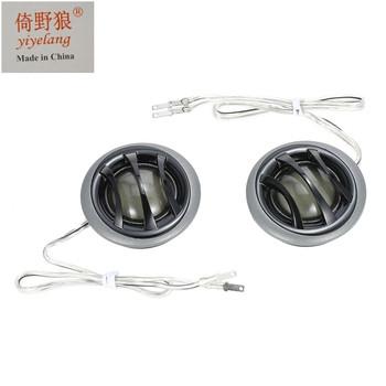 25mm Silk Dome Car Speaker Tweeter - Buy Hi-fi Dome Tweeter,1 Dome  Tweeter,Titanium Dome Tweeter Product on Alibaba com