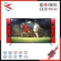 Good raw materials smart led tv cheap price from China manufacturer