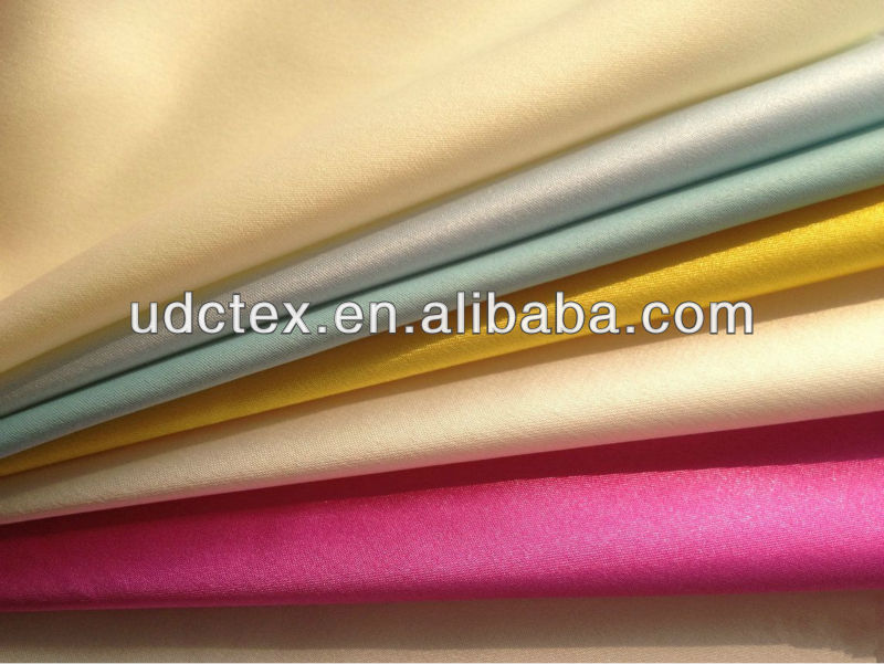 TC Satin interweaving fabric
