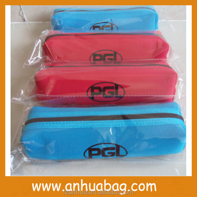 High Quality Neoprene Pencil Case