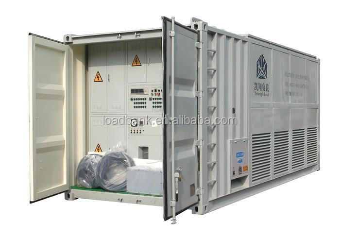 10.5kv 1mw Generator Load Test Bench (outdoor Container)
