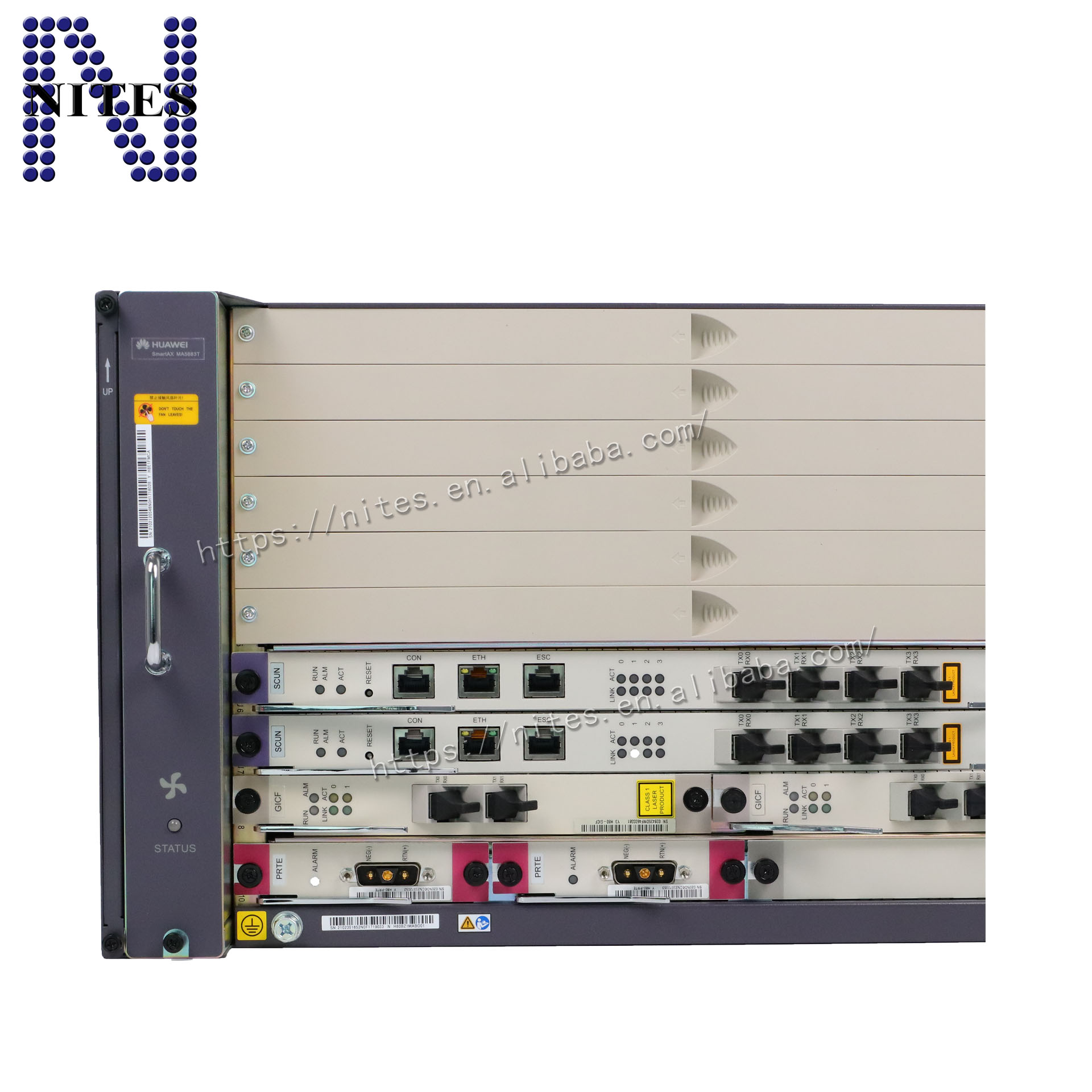 Sfp Modules For Ma5680t Ma5608t Olt Ma5683t Original Hua Wei 16 Ports Gpon Board With 16 Pcs Gpfd Class C
