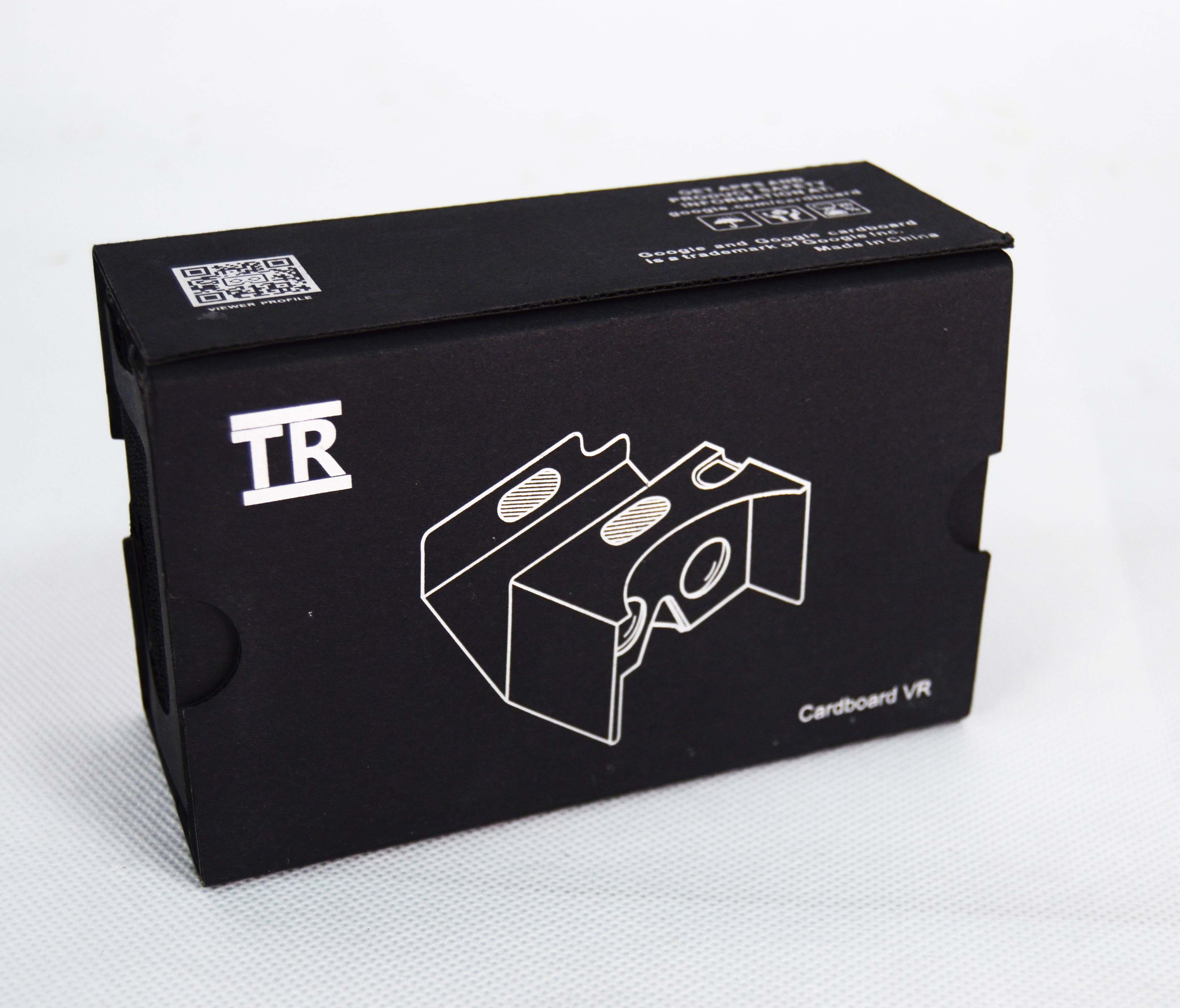 تخصيص التجزئة المنظور صندوق تعبئة بلاستيكي مع تخصيص حجم ولون الشعار