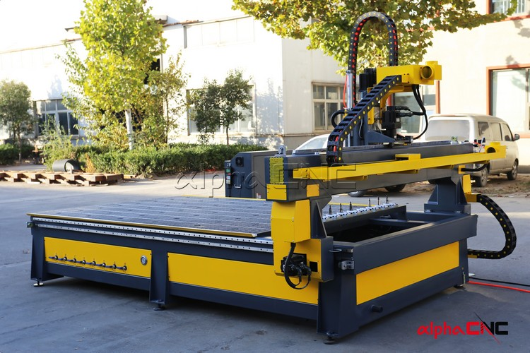 Automatic Tool Chang Cheap Big Discount ATC CNC Router Tabla With Auto Tool Changer