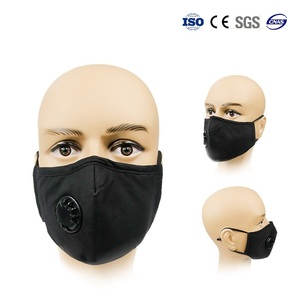 pm2.5 cotton mouth reusable cloth face mask