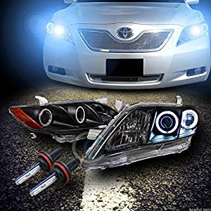 headlights for toyota camry 2007