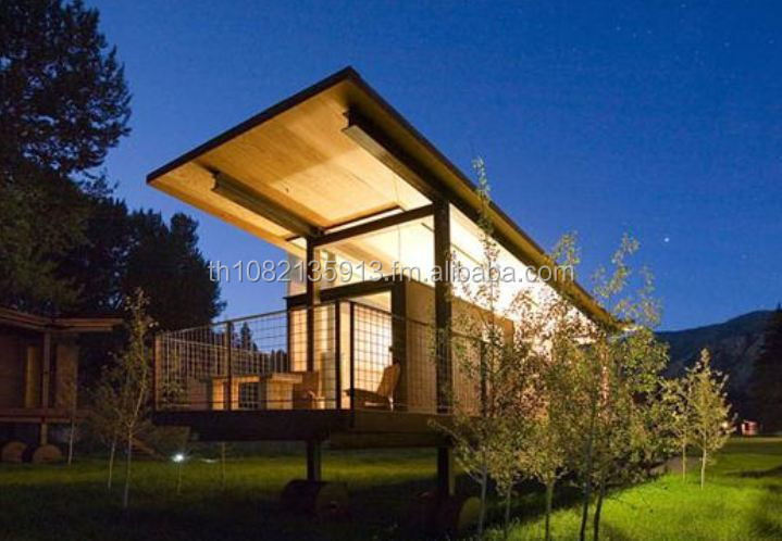 Container h user modernes design kohaus 20ft 40 ft multi for Modernes containerhaus