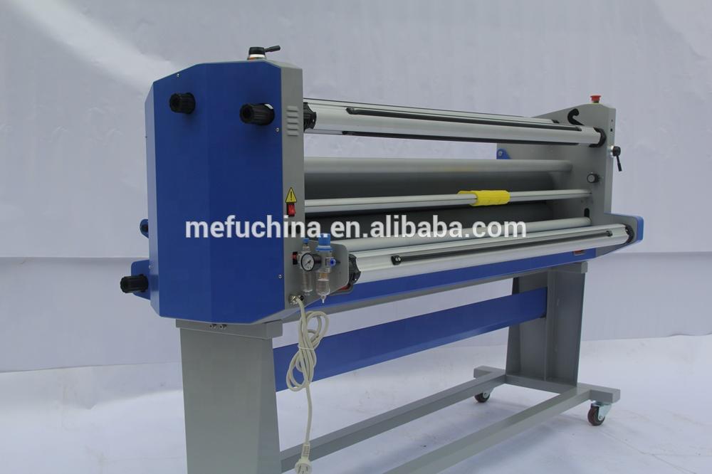 MEFU Heißlaminiermaschine mit automatischer Laminiermaschine mit Trimmerschnitt für Beschilderung und Grafik