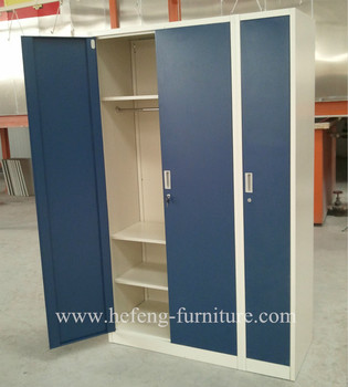 Three Doors Metal Cabinet Designs For Bedroom : three doors - pezcame.com