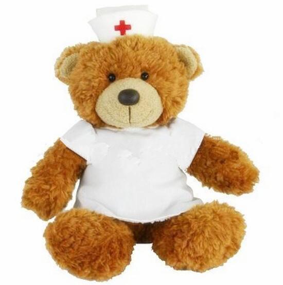 Budaya dalam keperawatan dapatkan budaya dalam keperawatan favorit nurse type and plush teddy bear toys for sick kids altavistaventures Gallery