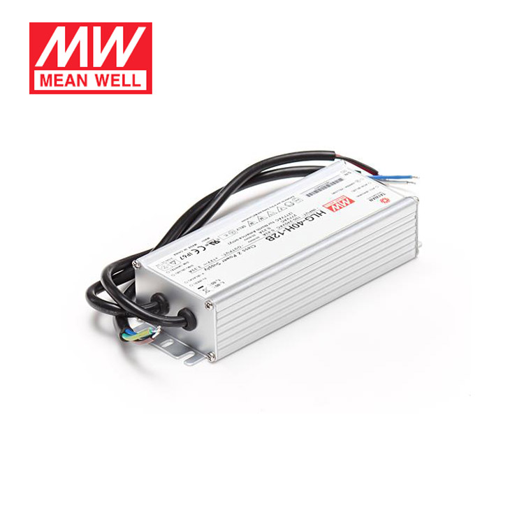 Mean Well HLG-40H-12 40 Watts 36W 3A Single Output Drivers 220V AC 12V DC Adapter Meanwell Power Supply