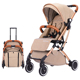 OEM acceptable parts for strollers luxury leather stroller lucky baby good price