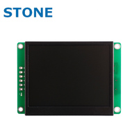 3.5 inch TFT LCD Module China Manufacturer for dashboard digital clock lcd display ipod touch screen
