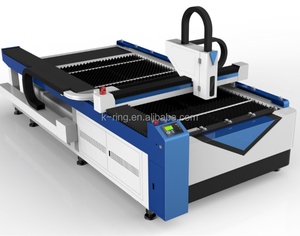 High speed IGP Metal Fiber Laser Cutting Machine 1325