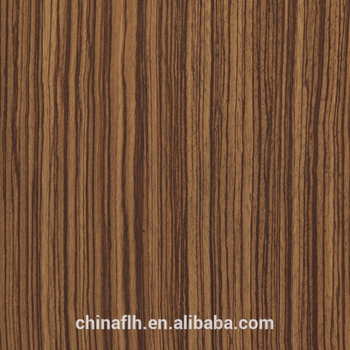 Artificial Wood Plastic Veneer Sheets
