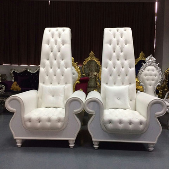 mmd10 wholesale high back throne king queen chairs use for planning events modern king throne. Black Bedroom Furniture Sets. Home Design Ideas