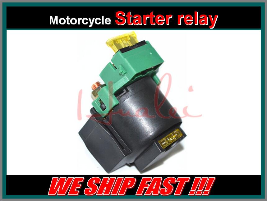 Бесплатная доставка ATV мотоцикл электрические части стартер электромагнитный реле для KAWASAKI BAYOU 220 KLF220 1988-2002