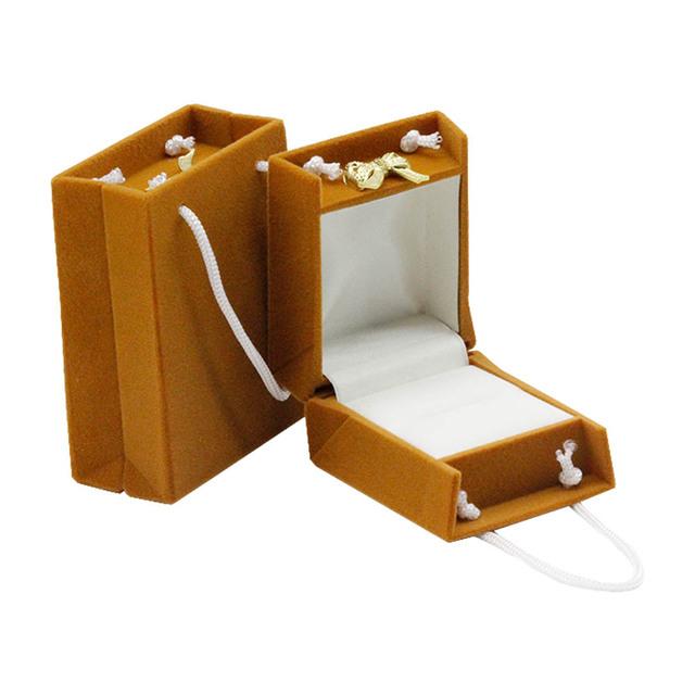 China Jewelry Box With Ribbon Wholesale Alibaba