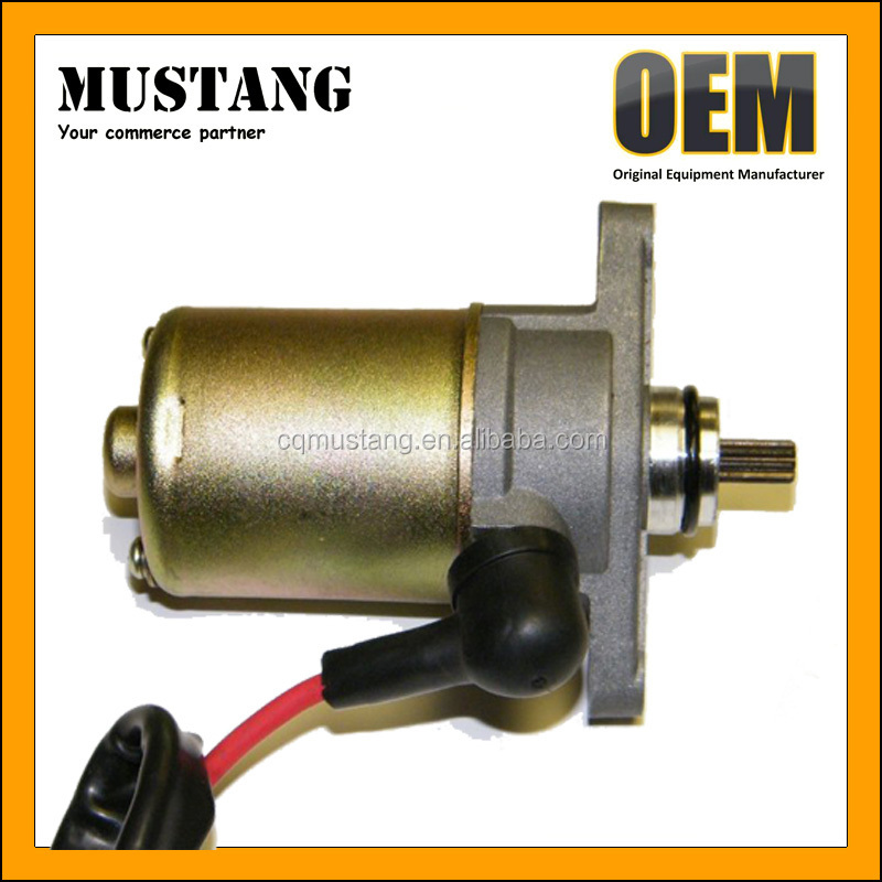 GY6 50cc Starter Motor With High Quality