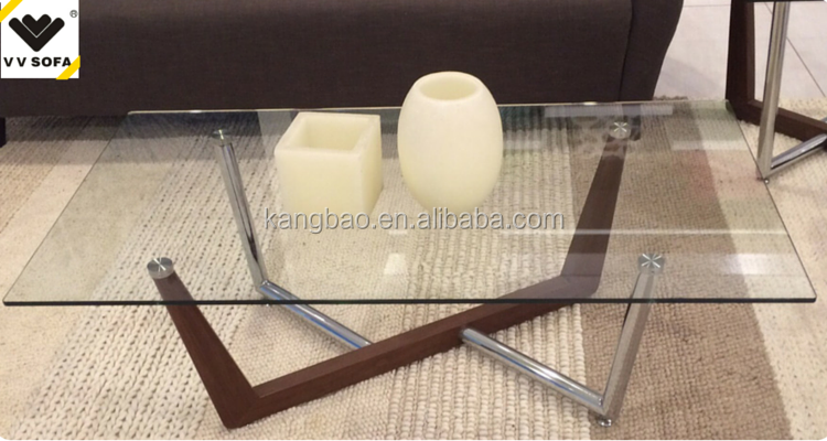 China made glass top center table design cheap sofa center for Sofa center table designs