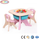 KINPLAY brand baby food chair 2018 good price eviorment friendly plastic product child study table and chair