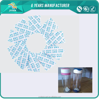 Get rid of bad odor of vacuum cup with tea leaf bags deodorant