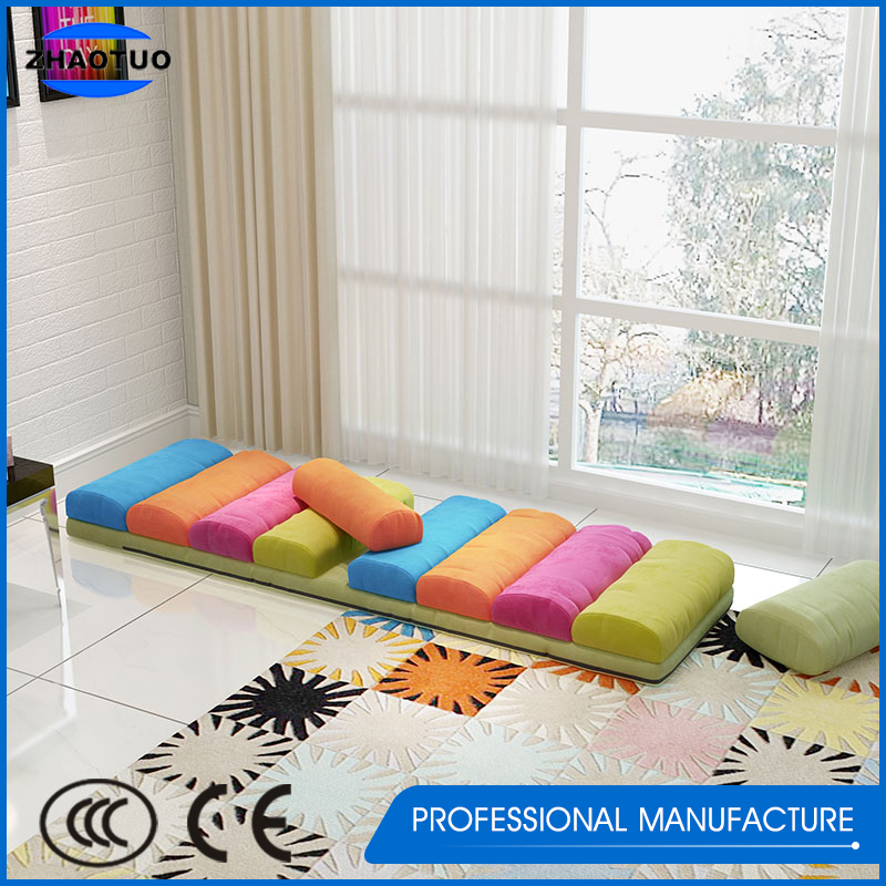Home Furniture Living Room hot sale high quality adjustable modern tatami folding sofa
