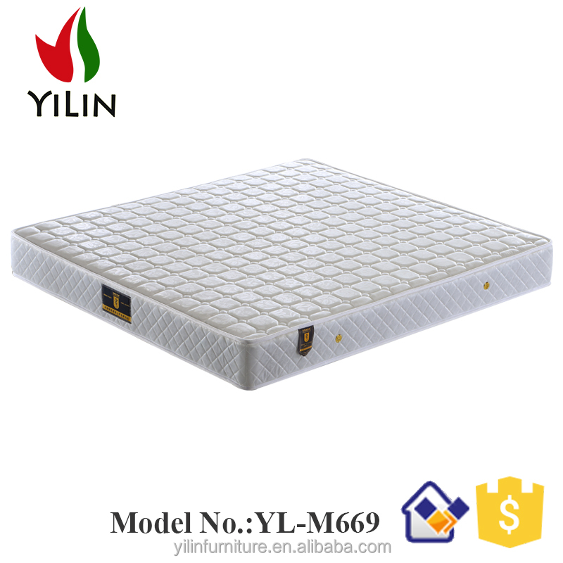 High Quality Memory Foam Pocket Spring Indian Cotton Queen Mattress
